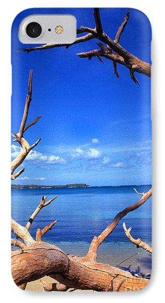 Las Cabezas Bay Phone Case by Thomas R Fletcher