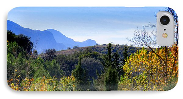 Las Pedrizas Mountains IPhone Case