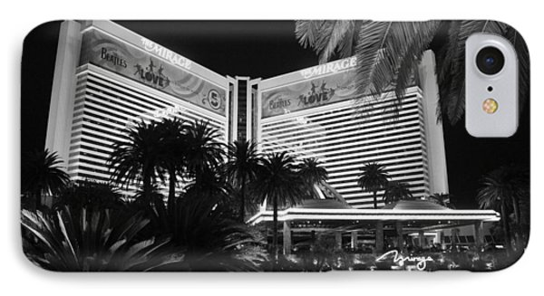 IPhone Case featuring the photograph Las Vegas by Athala Carole Bruckner