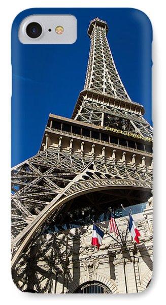 Las Vegas Eifel Tower  IPhone Case