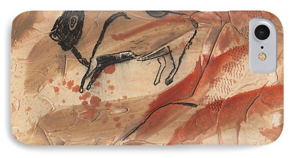 Lascaux IPhone Case by Phil Strang