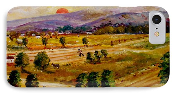 Lasithi Valley-greece IPhone Case