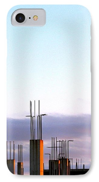 Last Flight Out IPhone Case by Colleen Kammerer