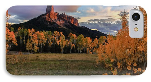 Last Light At Owl Creek Pass IPhone Case by Jennifer Grover
