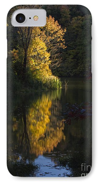 IPhone Case featuring the photograph Last Light - D009910 by Daniel Dempster