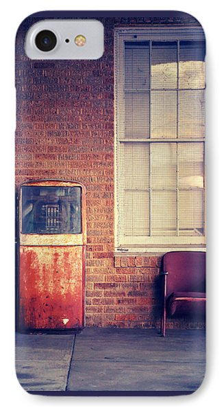 IPhone Case featuring the photograph Last Pump Standing by Trish Mistric