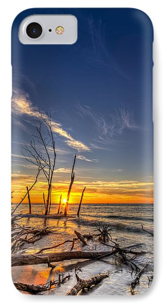 Last Stand IPhone Case by Marvin Spates