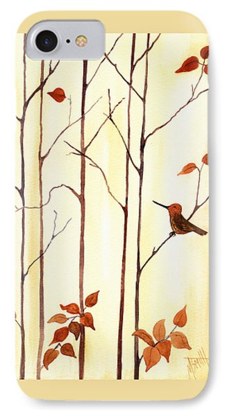 Last To Leave IPhone Case by Marilyn Smith