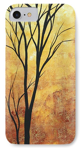 Last Tree Standing By Madart Phone Case by Megan Duncanson