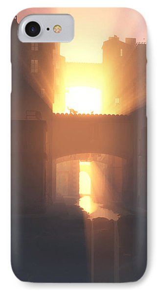 Lastlight IPhone Case by Cynthia Decker