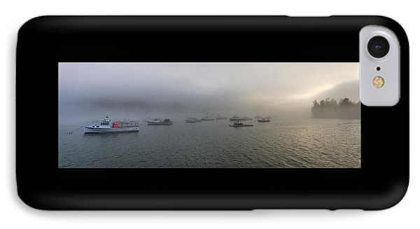 Late Afternoon Fog At Cutler Harbor IPhone Case