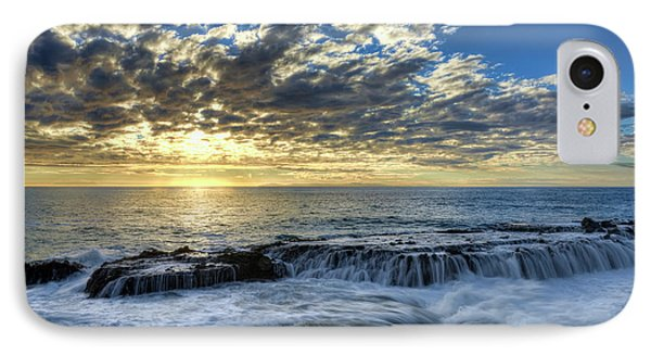 IPhone Case featuring the photograph Late Afternoon In Laguna Beach by Eddie Yerkish
