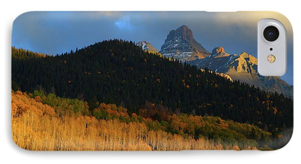 IPhone Case featuring the photograph Late Afternoon Light On The San Juans by Jetson Nguyen