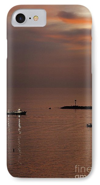 IPhone Case featuring the photograph Late Evening by Viktor Savchenko