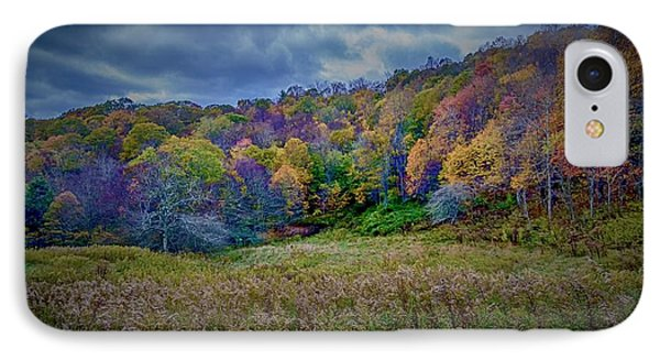 Late Fall On Green Knob Trail IPhone Case