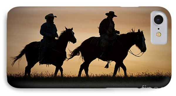 Late For Supper IPhone Case by Sandra Bronstein
