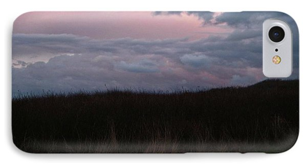 IPhone Case featuring the photograph Late Light by Laurie Stewart