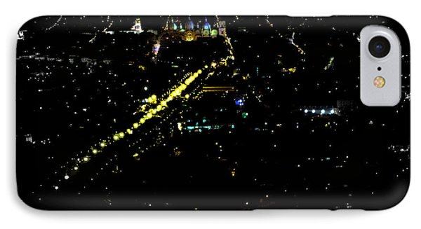 IPhone Case featuring the photograph Late Night In Cuenca, Ecuador by Al Bourassa