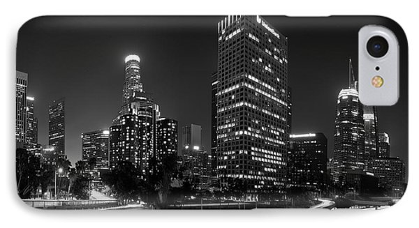 Late Night La IPhone Case