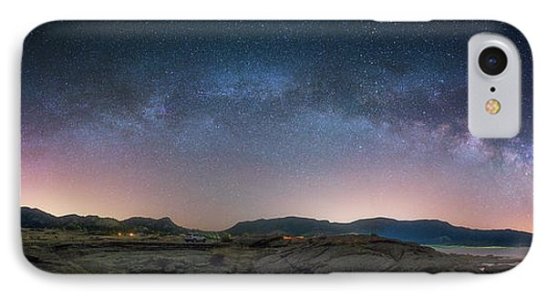 Late Night Milky Show IPhone Case by Darren White