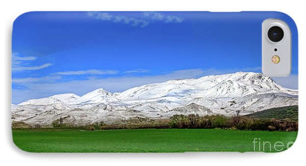 Late Spring View IPhone Case by Robert Bales