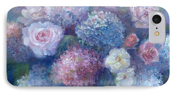 Late Summer Bouquet IPhone Case by Bonnie Goedecke