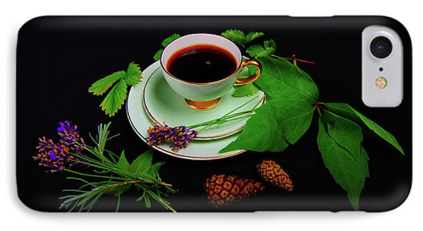 Late Summer Coffee IPhone Case