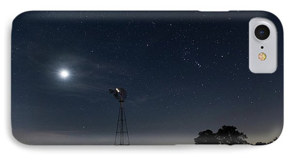 Late Summer Early Morning IPhone Case by Bill Wakeley
