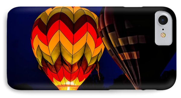 IPhone Case featuring the photograph Launch Prep by Kim Wilson