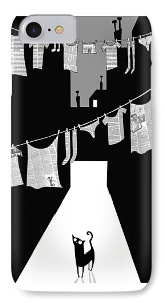 Laundry IPhone Case