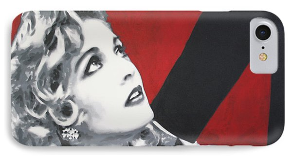 Laura Palmer Phone Case by Ludzska