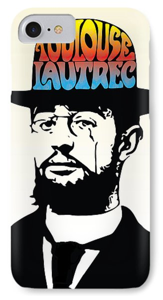 Lautrec IPhone Case by Gary Grayson