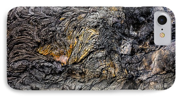 IPhone Case featuring the photograph Lava by M G Whittingham