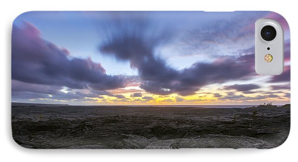 IPhone Case featuring the photograph Lava Twilight by Ryan Manuel