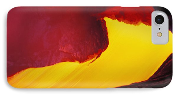 Lava Window Phone Case by Erik Aeder - Printscapes