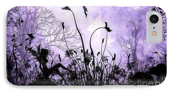 Lavender Dreams IPhone Case by Autumn Moon