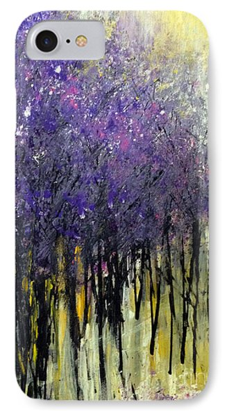 Lavender Dreams Phone Case by Priti Lathia