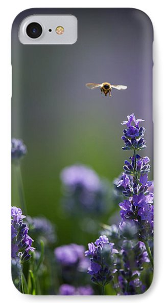 Lavender User IPhone Case