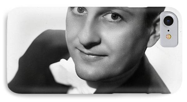 Lawrence Welk (1903-1992) Phone Case by Granger