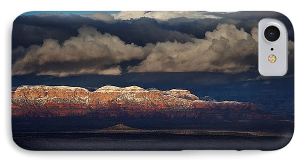 IPhone Case featuring the photograph Layered Light by Ron Chilston