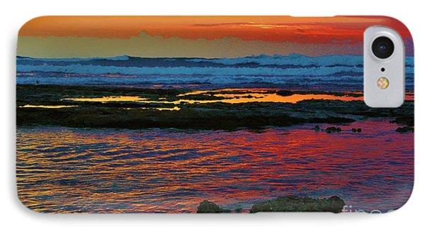 Layered Sunset IPhone Case