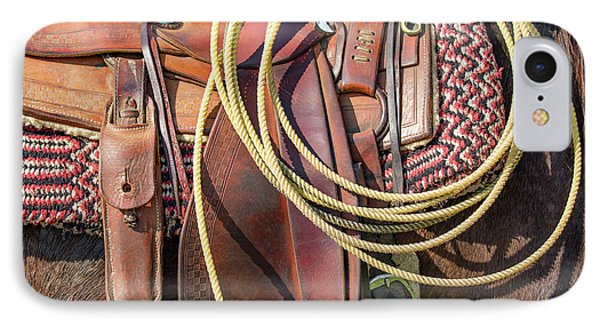 Layers Of Tack IPhone Case by Todd Klassy