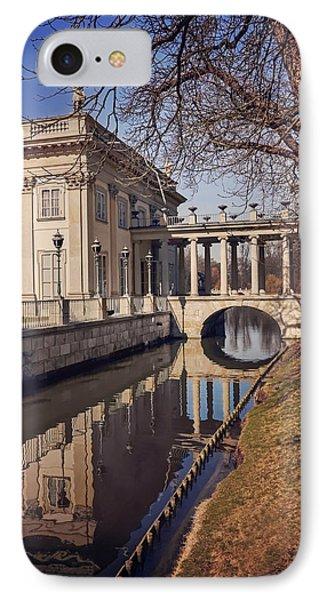 Lazienki Palace Warsaw IPhone Case