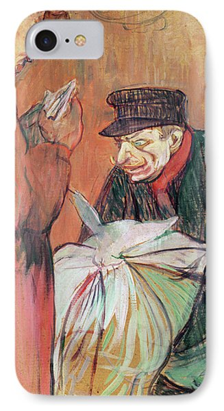 Le Blanchisseur De La Maison, 1894 IPhone Case