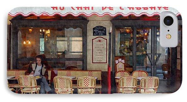 Le Chai Paris  IPhone Case by Matthew Bamberg