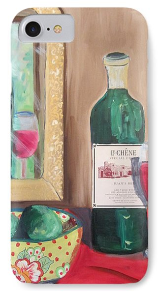 Le Chene Still Life IPhone Case