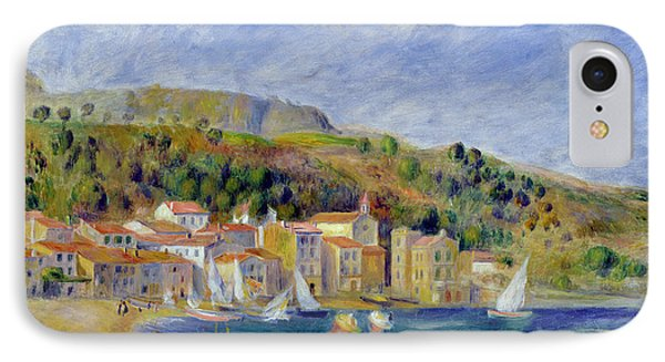 Le Lavandou IPhone Case by Pierre Auguste Renoir