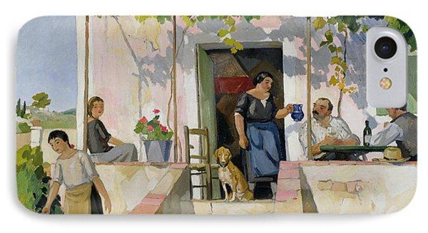Le Mazet Phone Case by Armand Coussens
