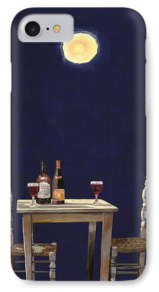 Le Ombre Della Luna IPhone Case by Guido Borelli