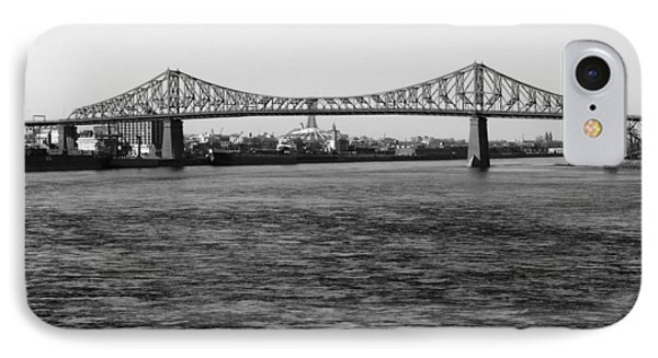Le Pont Jacques Cartier IPhone Case